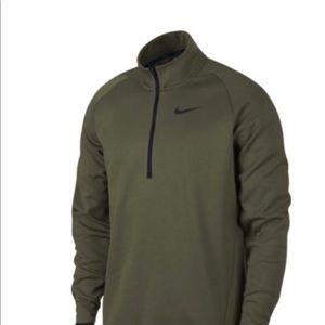 Nike Men's Therma 1/4 Zip Fleece Pullover